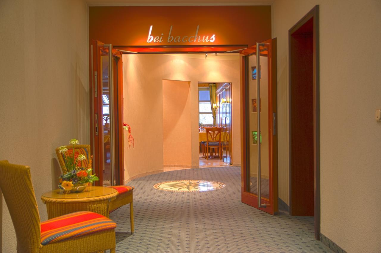 Dom-Hotel Gastraum