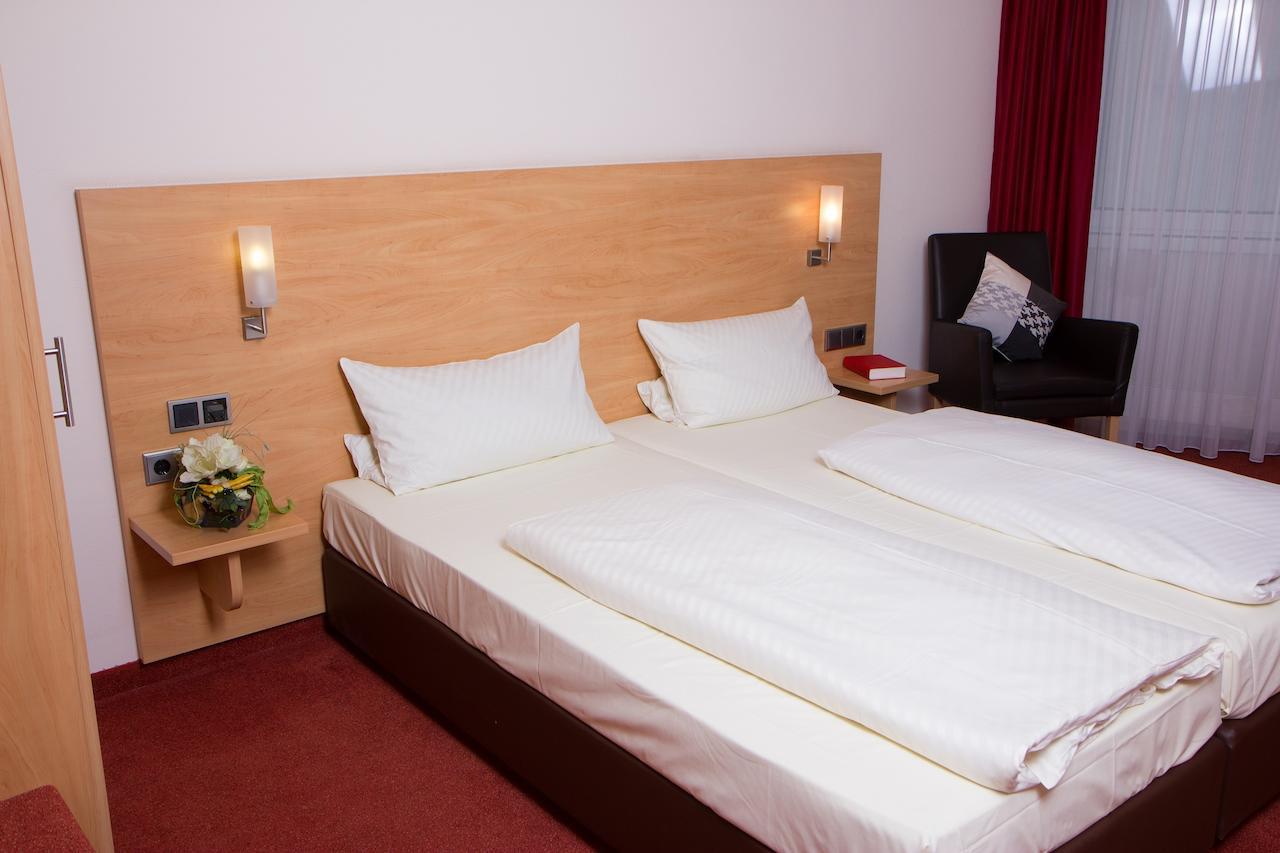 Domhotel-doppelzimmer